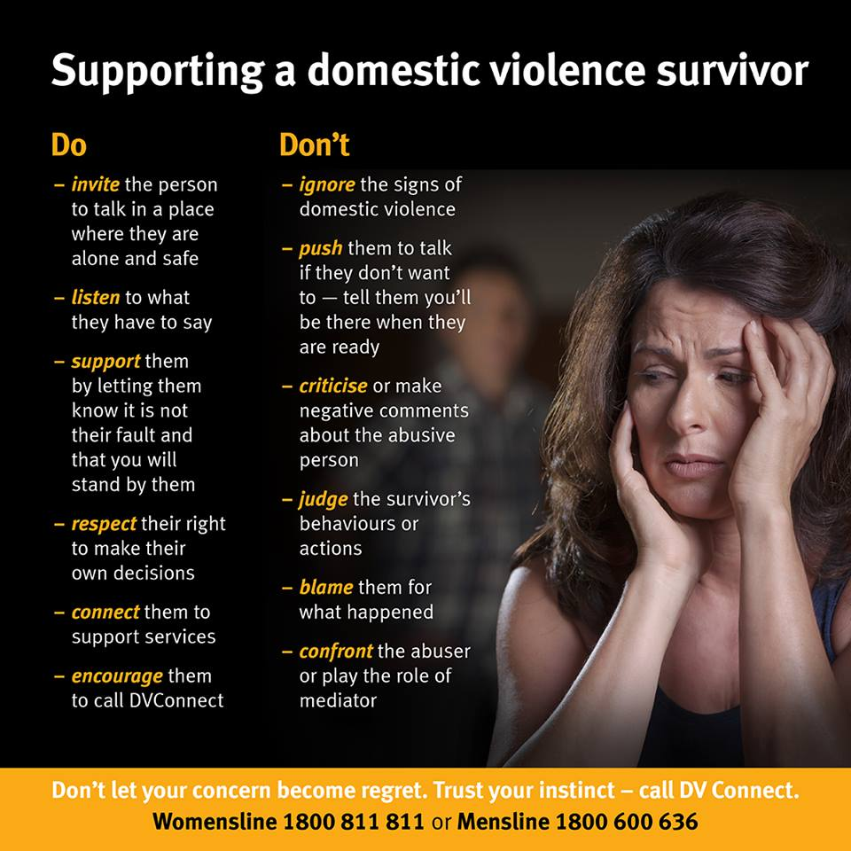 Trust Your Instinct: Domestic Violence