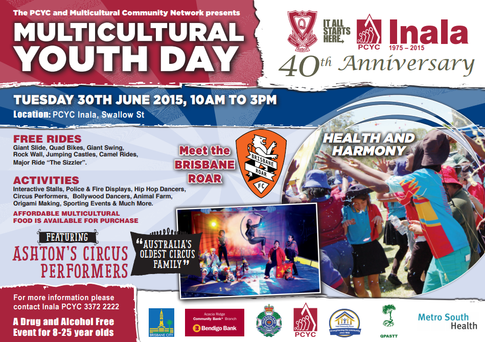 2015 Multicultural Youth Day