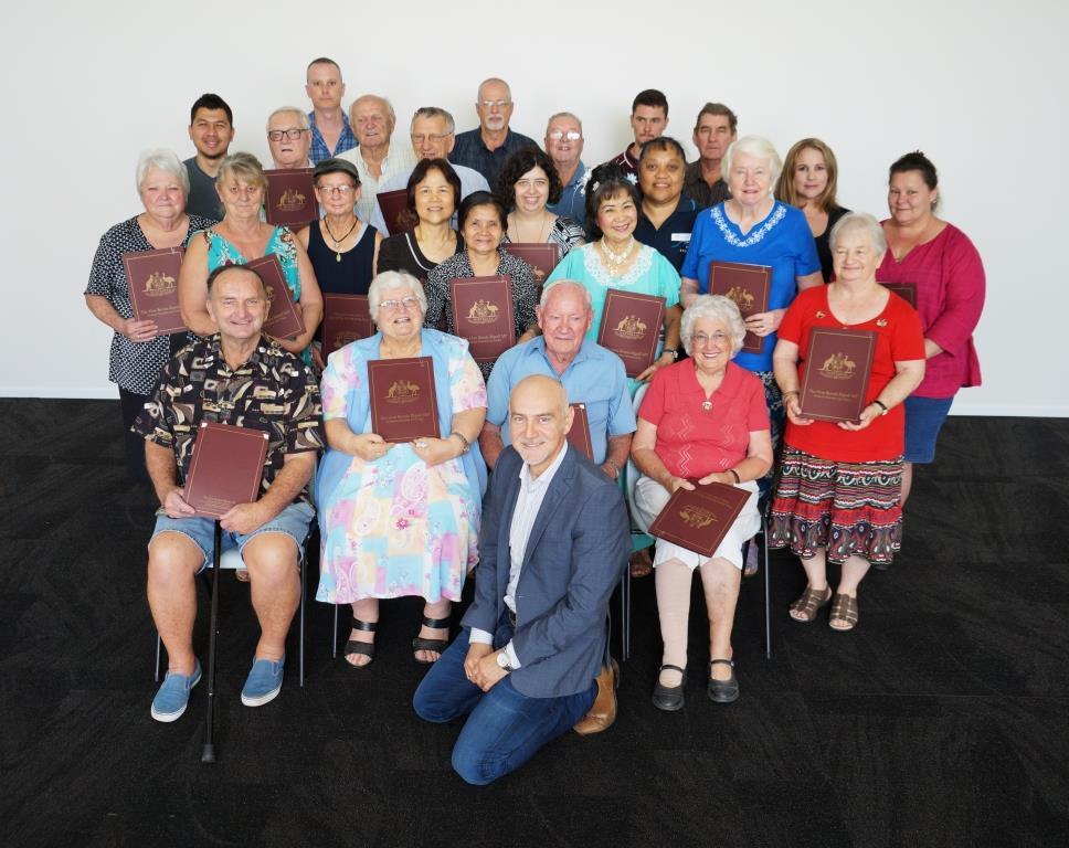 ICH Volunteers' Appreciation Ceremony