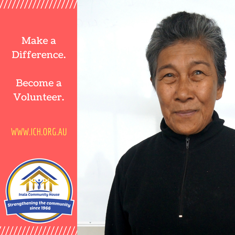 Make a Difference.Become a Volunteer