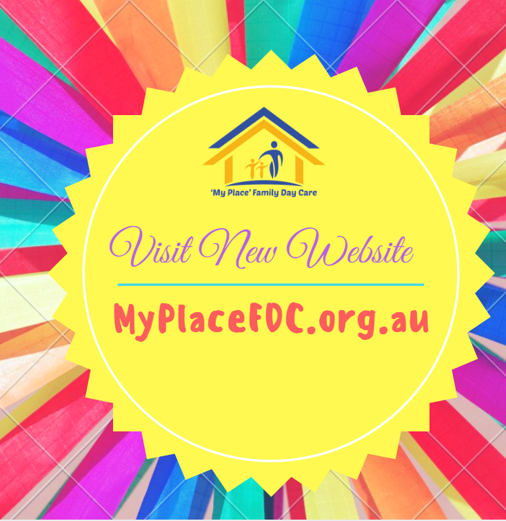 NEW 'My Place' Family Day Care Website Launch