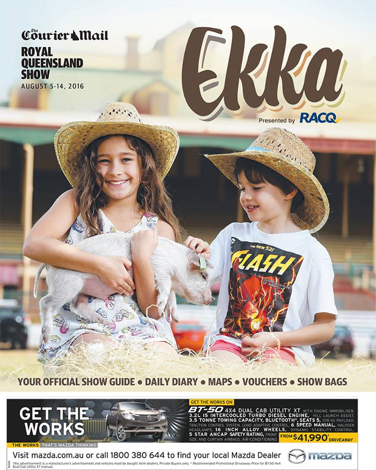 Come Meet ICH at Ekka!