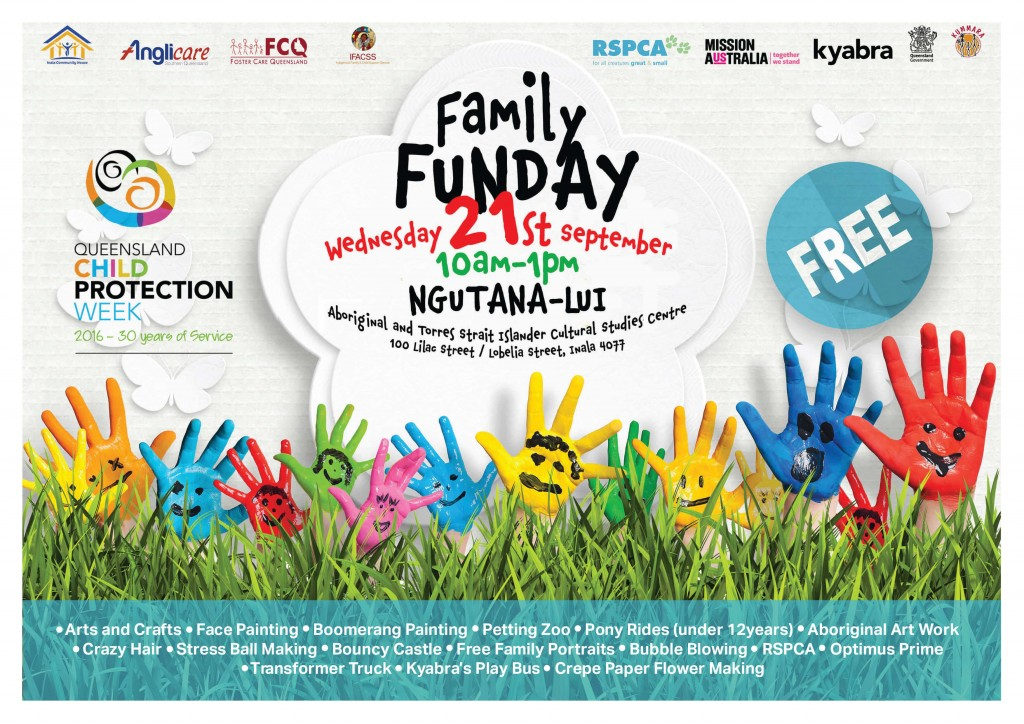 2016 Child Protection Family Fun Day