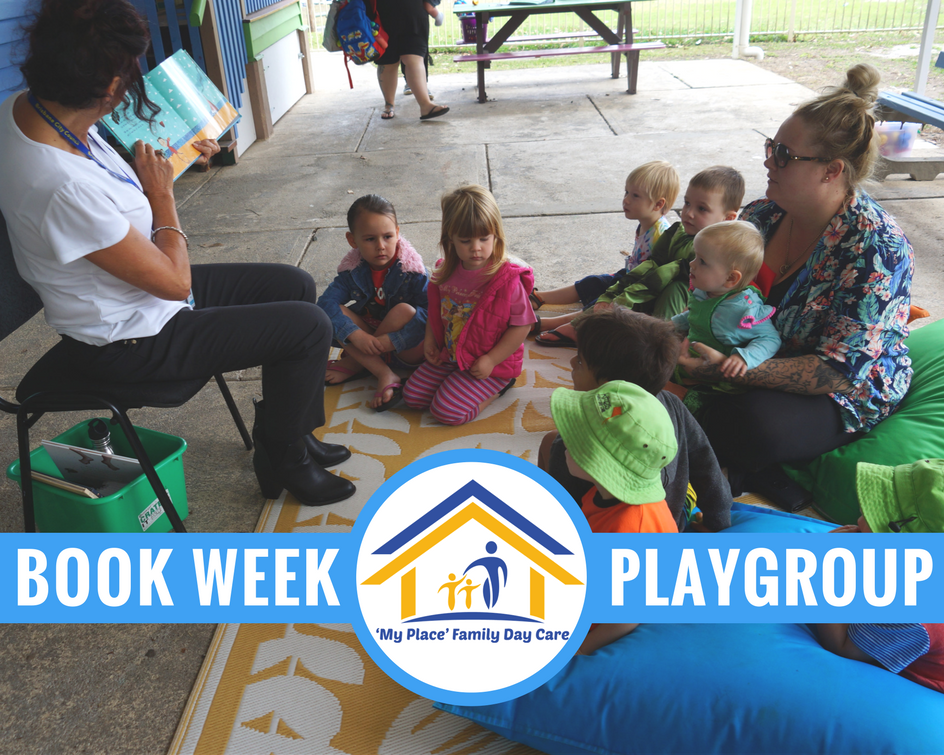 'My Place' Family Day Care: Book Week Playgroup