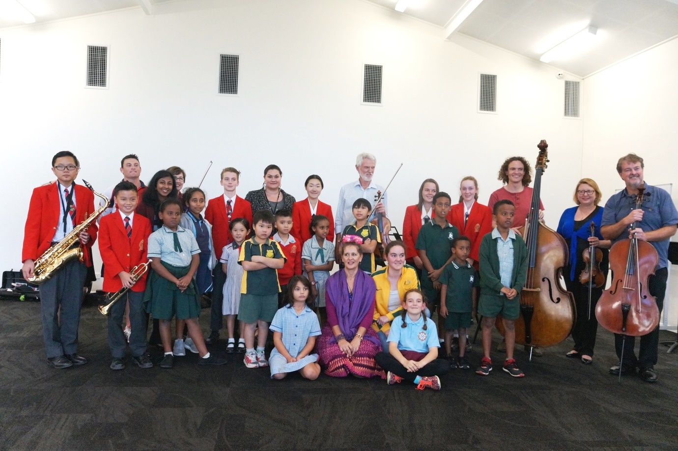 Community Engagement: Free Mini Concert by Queensland Symphony Orchestra