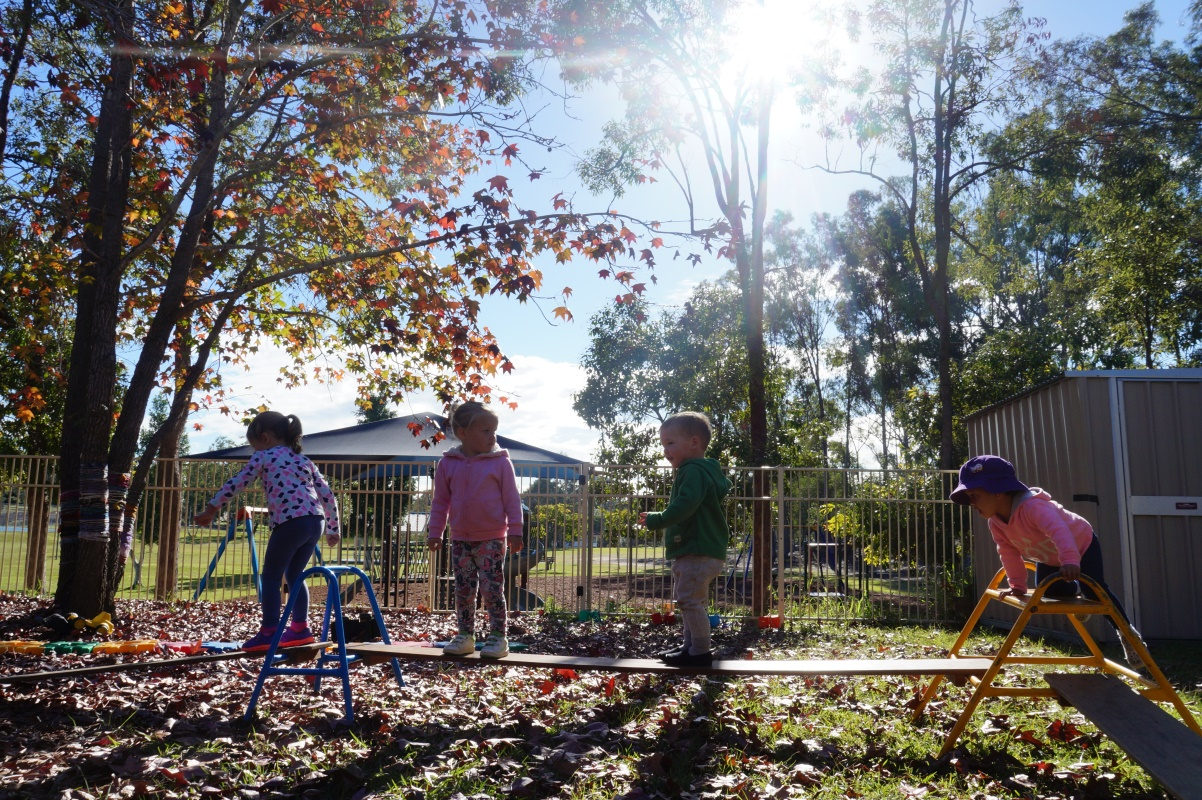 'My Place' Family Day Care: Weekly Playgroup Benefits