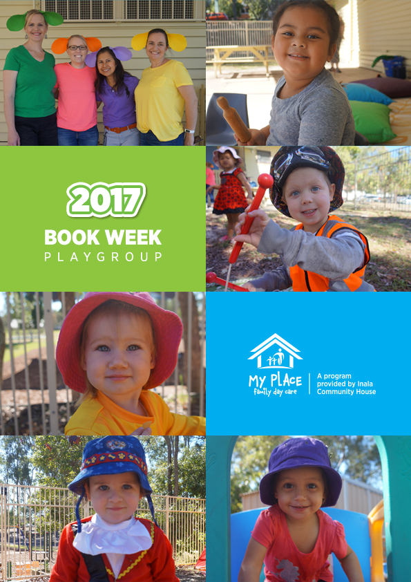'My Place' Family Day Care: 2017 Book Week Playgroup
