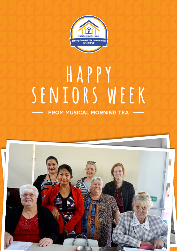 Community Engagement: Happy Seniors Week