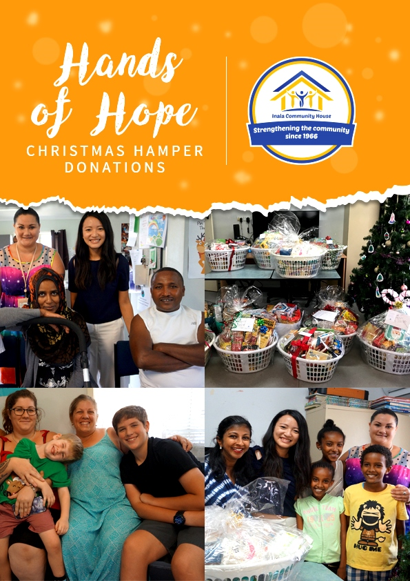 Community Engagement: Hands of Hope Christmas Hamper Donations
