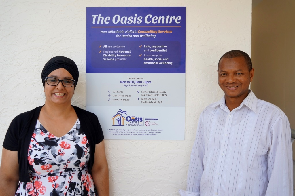 The Oasis Centre: We Are Officially Open!