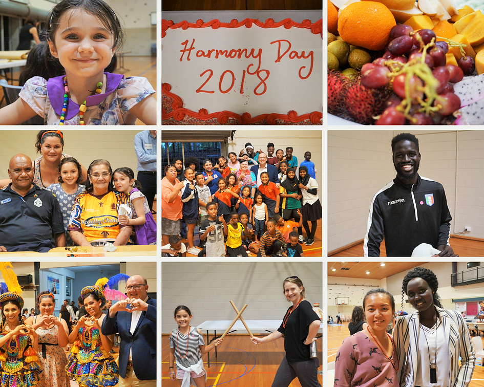 Community Engagement: 2018 FREE Harmony Day Community Dinner